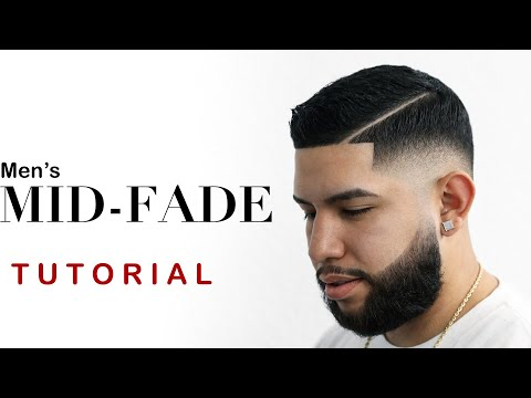 GREATEST TIPS ON HOW TO DO A MID-FADE HAIRCUT VIDEO TUTORIAL!!!