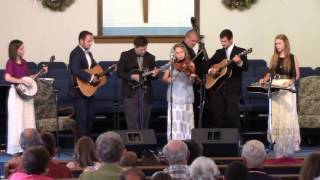 East Tennessee Bluegrass Gospel Band (Full concert)