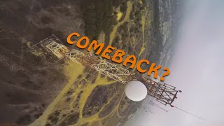 MAYBE COMEBACK? | FPV FREESTYLE VLOG | FIRST FLIGHT AFTER FOUR MONTHS OF BRAKE