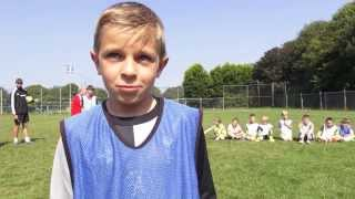 preview picture of video 'Challenge #21 - Mini Crossbar Challenge with Saints Foundation'
