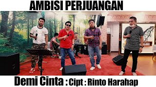 Download lagu Rinto Harahap Demi Cinta Mp3