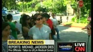 MICHAEL JACKSON IS DEAD [CNN OFFICIAL  SOURCE] a murit michael jackson