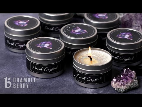 Dark Crystal Candle Kit - Domestic