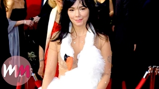 Top 10 WORST Oscar Outfits of All Time