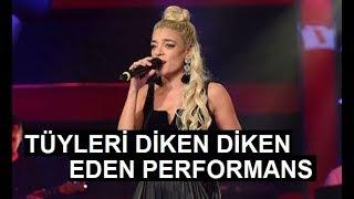 Rana Nur Sancak - Soğuk Odalar | O Ses Türkiye | 23 aralık 2017