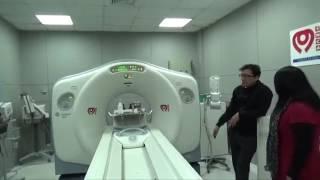Tomografía cerebral y cardíaca