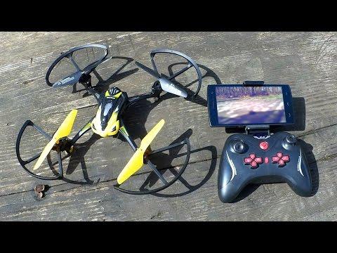 Rayline R8 - WiFi RC Quadcopter / Drohne mit FPV Kamera // Testbericht & Testflug