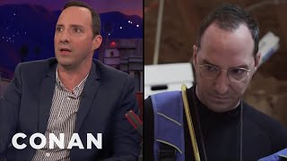 Tony Hale Doesn't Know How To Explain This