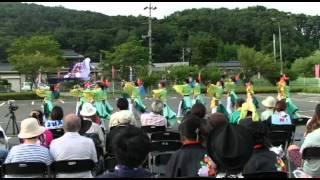 第12回うつくしまYOSAKOIまつり 南NA魅 2012/9/16 サブ会場
