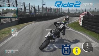 Ride 2 - Husqvarna FS 450 @ Castelletto [Supermoto] [GTX970 | Elgato]
