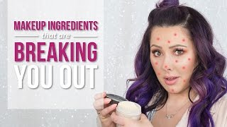 Makeup Ingredients Breaking You Out | Pretty Smart by Makeup Geek