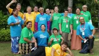 preview picture of video 'General Synod 2012 Vlog Day 3'