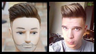 Men's Undercut and Fade Tutorial - Cameron Cretney - TheSalonGuy