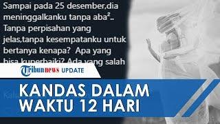 Viral Kisah Pernikahan Wanita di Malang Kandas di Hari ke-12, Suami Minta Cerai Lewat Pesan Singkat