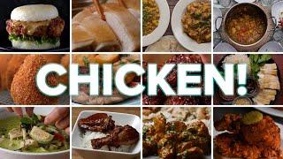 Brilliant Chicken Dishes From Around The World • Tasty
