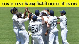 IND vs ENG | Indian players to undergo COVID-19 tests before checking into Chennai hotel
