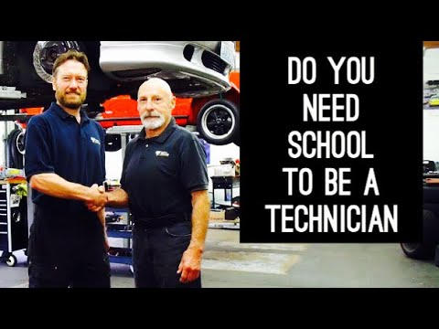 How to become a Mechanic without School? | Universal Technical Institute UTI Review from Shop Owner