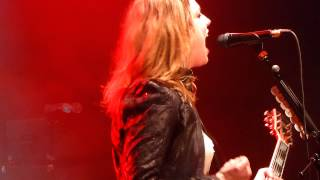 Halestorm - Straight through the heart - LIVE PARIS 2014