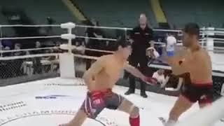 Шамиль Мусаев на Чемпионате Европы