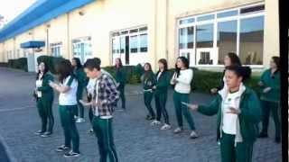 1º Flash Mob Do Colégio Sesi - Famec ( São José Dos Pinhais)