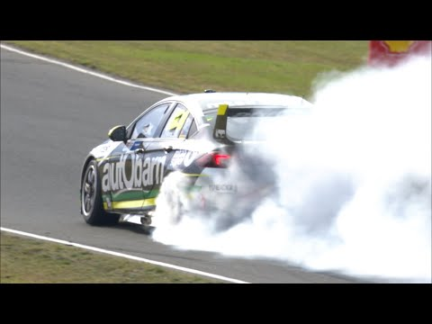 Highlights - Race 8 2018 Tyrepower Tasmania SuperSprint