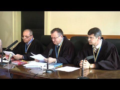 В Апеляційному суді Закарпаття розглянули справу Самардака (ВІДЕО)