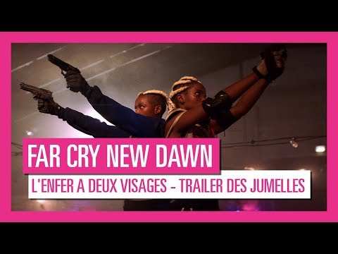 Trailer  de Far Cry New Dawn