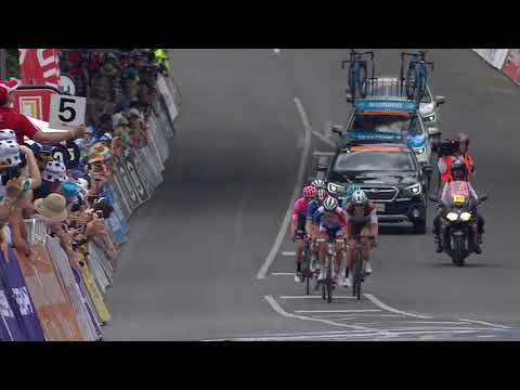 Video | Samenvatting etappe 3 Tour Down Under