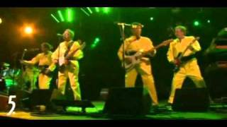 Devo - Satisfaction/Secret Agent Man (Live, 4/17/10 Coachella)