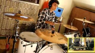 Arctic Monkeys - Mardy Bum - Pedro Nobre (Drum Cover)