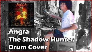 Angra - The Shadow Hunter Drum Cover