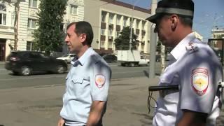 Полковник полиции неподчинился законному требованию ИДПС, штрафы полиции и другим структурам
