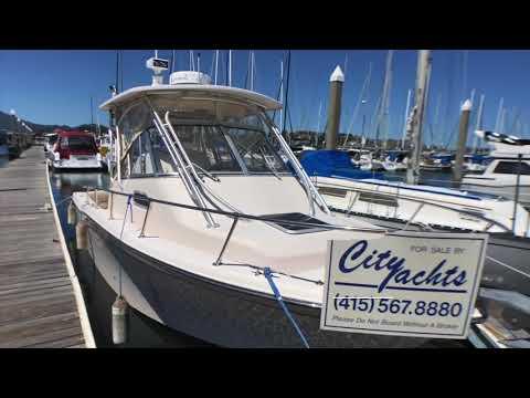 Grady-White Chesapeake 290 video