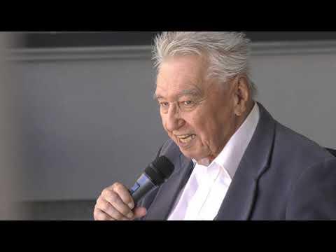 Legendární Josef Zíma v rychnovském domově pro seniory PRO-SEN