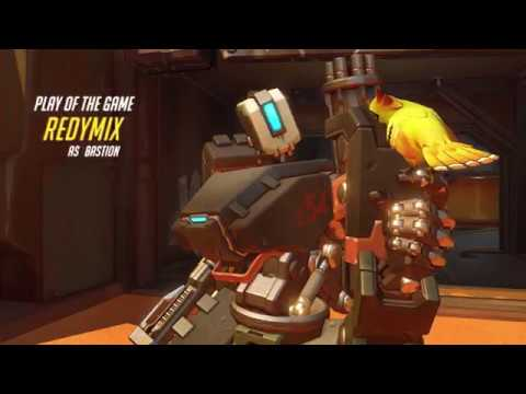 Bastion Now Includes Aimbot During Ult