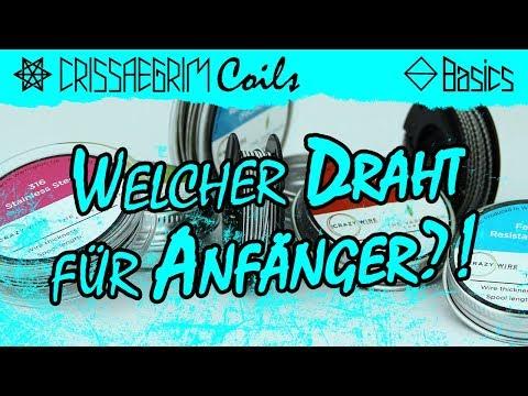 Selbstwickeln für Anfänger - Welcher Draht? /// Crissaegrim Coils Basics