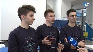 Воспитанники новгородского «Кванториума» стали победителями всероссийской олимпиады НТИ