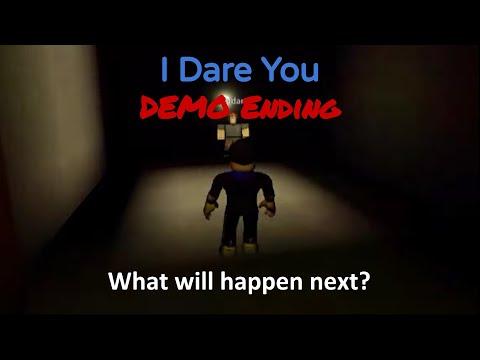 ROBLOX I Dare You | DEMO Ending