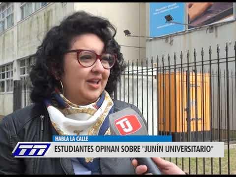 SONDEO - ESTUDIANTES EN JUNÍN