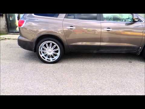 BUICK ENCLAVE @LIMITLESS TIRE