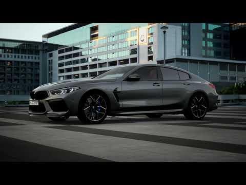 BMW M8 Gran Coupé