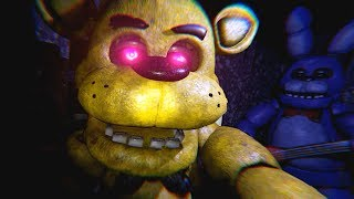 GOLDEN ENDING!! Five Nights at Freddy's 1 Free Roam Unreal Engine 4