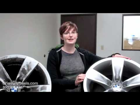 323i Rims & 323i Wheels - Video of our BMW Factory, Original, OEM, stock new & used rim Co.
