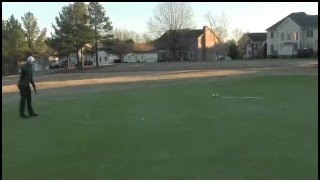 Jacob Playing the Back Nine at The Divide Golf Course on 2-5-16.avi