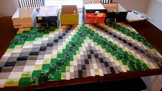 Quilting Made Easy: Heartbeat (Bargello) Quilt!