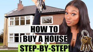 ULTIMATE STEPS TO BUYING A HOUSE - EVERYTHING YOU NEED TO KNOW! *must watch* | Property Series 101