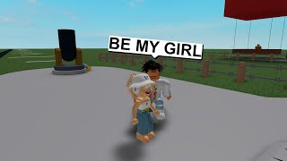 BEING A GIRL ON ROBLOX