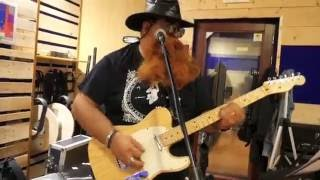 I THANK YOU (Cover ZZ TOP) - Caldonia Dream Men