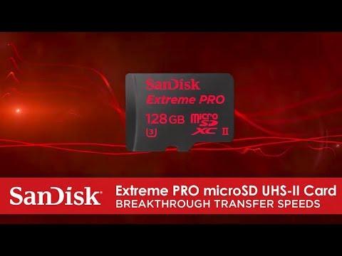 Extreme PRO microSDXC UHS-II Card | SanDisk