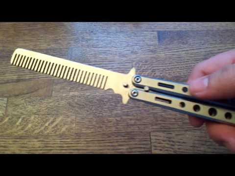 Butterfly Comb Review